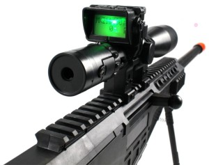 2.Velocity Airsoft MK678 RIS Spring Airsoft